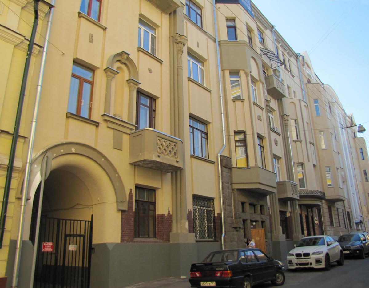 Помещение для персонала Померанцев переулок Аренда офиса Янтарный проезд