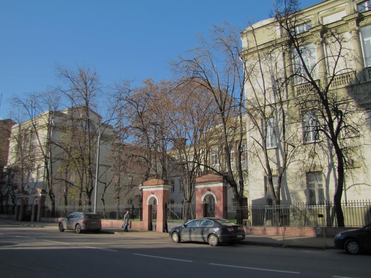 педагогические училища г москвы: